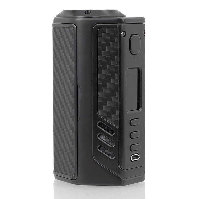 Боксмод Lost Vape Triade DNA250C TC Black Black Grey Kevlar