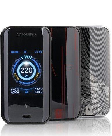 Vaporesso Luxe 220W TC Touch Screen Батарейный мод