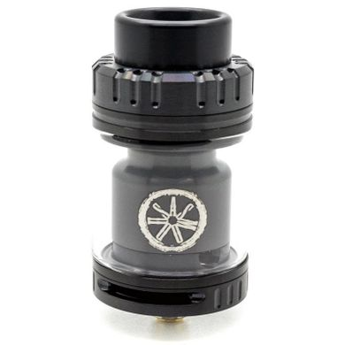 Атомайзер Asmodus Voluna V2 RTA Black фото товара